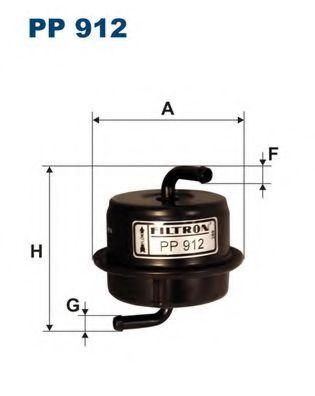 горивен филтър PP912