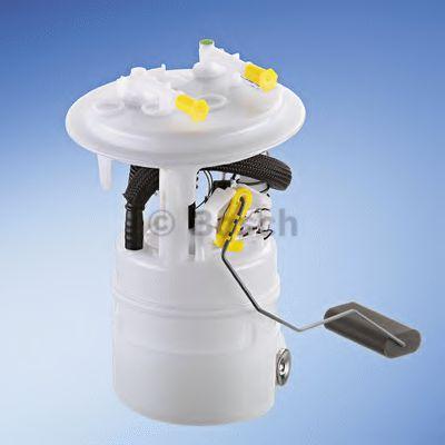 горивопроводен елемент (горивна помпа+сонда) 0 986 580 142