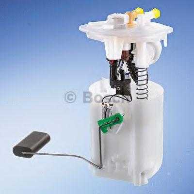 горивопроводен елемент (горивна помпа+сонда) 0 986 580 149