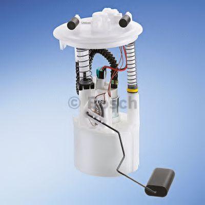 горивопроводен елемент (горивна помпа+сонда) 0 986 580 153