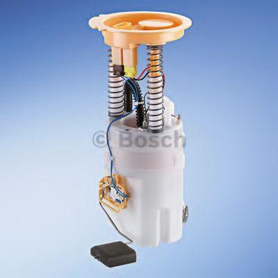 горивопроводен елемент (горивна помпа+сонда) 0 986 580 157