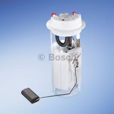 горивопроводен елемент (горивна помпа+сонда) 0 986 580 171