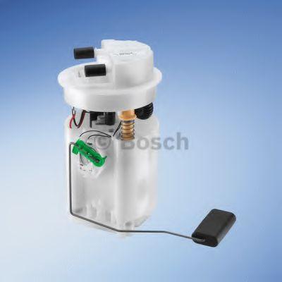 горивопроводен елемент (горивна помпа+сонда) 0 986 580 173