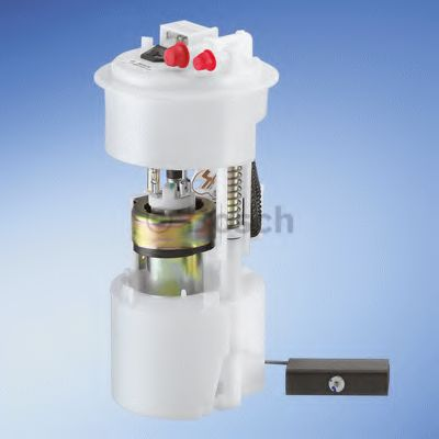 горивопроводен елемент (горивна помпа+сонда) 0 986 580 185