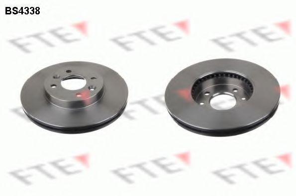 спирачен диск BS4338