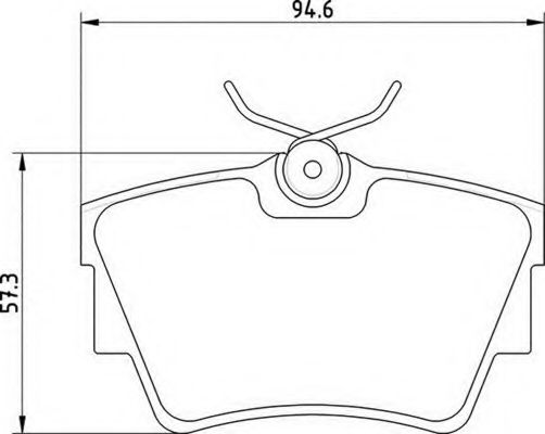 Analogs of brand number general motors 93173646 for General motors part number search
