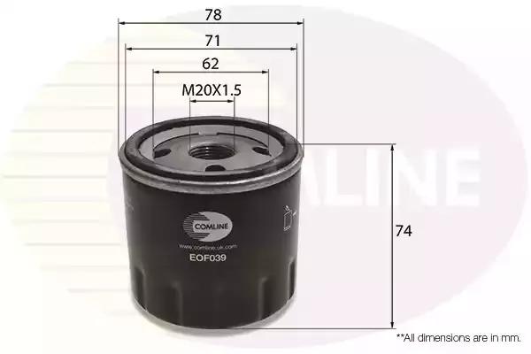 KNECHT Ölfilter OC 458 Anschraubfilter für FIAT ALFA LANCIA 156 BRAVO 147 166 GT